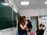 киргизкий танец в исполнении группы ОБ1401.