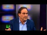 Оливер Стоун - Интервью для телеканала RT.  Нерассказанная история США