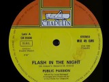 Public Passion - Flash in the Night (1986)