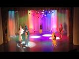 Арабский танец, 18.12.2014
